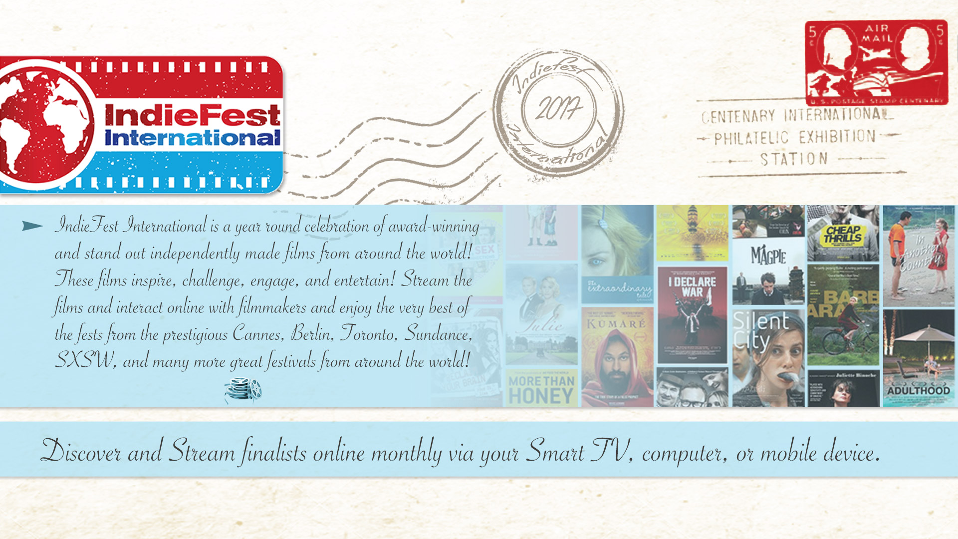 IndieFest International About Page
