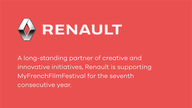 My French Film Festival Official Partner Renault